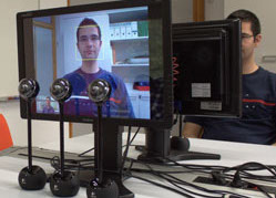 Multiwebcam Conference System