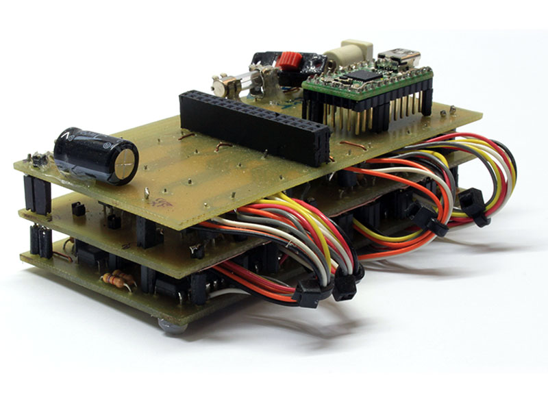 Vitaki controller prototype
