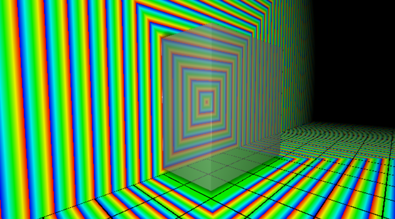 Cube SDF approximation